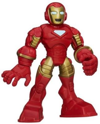 Spiderman Playskool Heroes Marvel Super Hero Adventures Iron Man