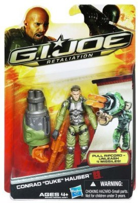 G I Joe Retaliation Conrad Duke Hauser