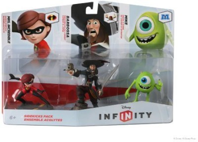 Disney Interactive Studios Infinity Figure 3-Pack - Sidekicks