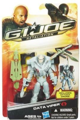 G I Joe Retaliation Data Viper