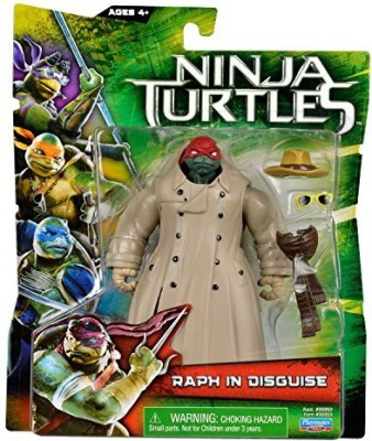 Teenage Mutant Ninja Turtles Movie Raph In Disguise Basic