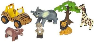 World Animals Tom Adventure Ba Wildlife Box Set