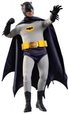 Hot Toys Batman1966 Movie Masterpiece 1/6 Scale Collectible Batman