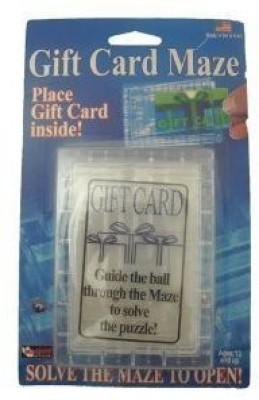 Magnif Gift Card Maze