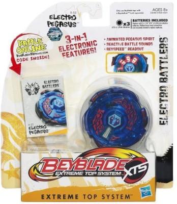 Beyblade Extreme Top System Electro Battlers X53 Electro Pegasus Top