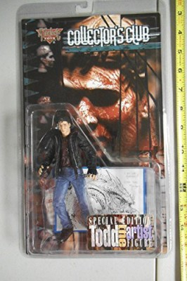 McFarlane Toys Collector,S Club Todd The Artist