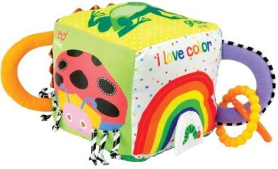 Kids Preferred World of Eric Carle, Discovery Cube by