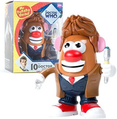 Underground Toys Doctor Who Mr Potato Head The Tenth Doctor 65