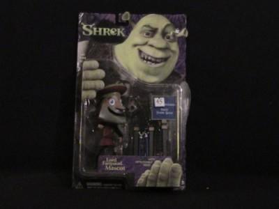 Shrek Lord Farquaad Mascot With Detachable Head