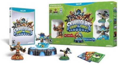 Skylanders Swap Force Starter Kit (Nintendo Wii U)