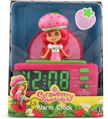 Strawberry Shortcake Digital Alarm Clock