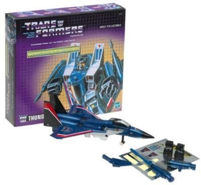 Transformers Hasbro Commemorative Series III Action Figure Thundercracker [Toy]