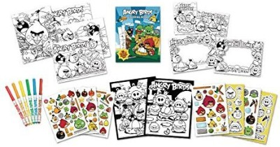 Angry Birds Cra-Z-Art Super Value Kit