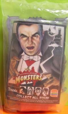 Burger King Universal Studios Monsters Dracula