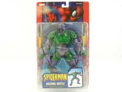 Spiderman Buzzing Beetle