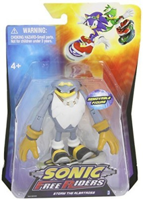 Jazwares Toys Sonic Free Riders 35 Inch Storm