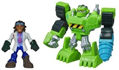 Playskool Heroes Transformers Rescue Bots Boulder