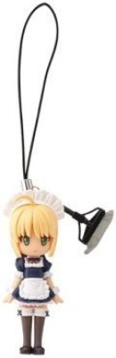 Kaiyodo Fate / Stay Night Capsule Q Fortune Cell Phone Charm Strap