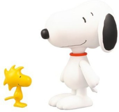 Medicom Peanuts Snoopy And Woodstock Ultra Detail 2Pack