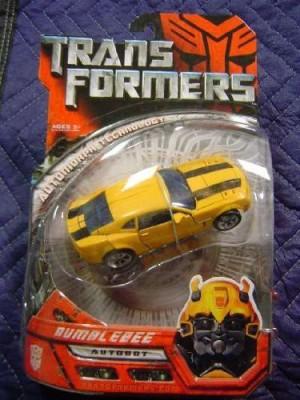 Hasbro Transformers Movie Deluxe Class Bumblebee 2008 Camaro