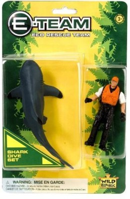 Wild Republic Eteam Blister Shark