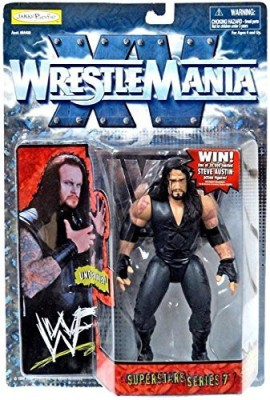 Wrestling Wwf Wrestlemania Xv Undertaker