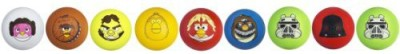 Koosh Star Wars Angry Birds Set of 9 Star Wars Character Balls
