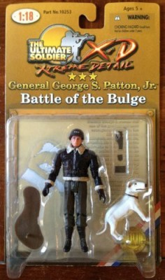 21st Century Toys Ultimate Soldier Xd 118 Scale General Georgepattonjr