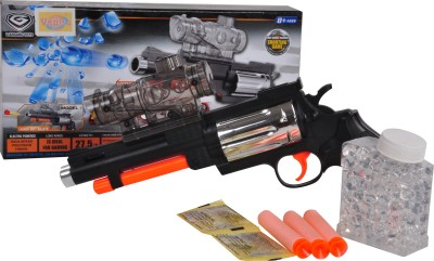 Venus-Planet of Toys Revolver Warrior With Water Bubble Shoot
