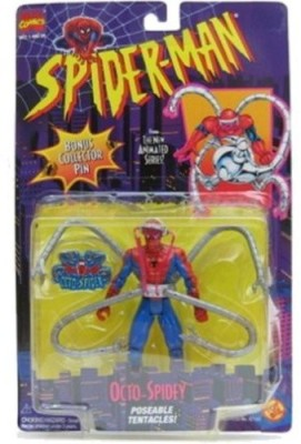 Spiderman Marvel Comics Spider-Man Octo-Spidey