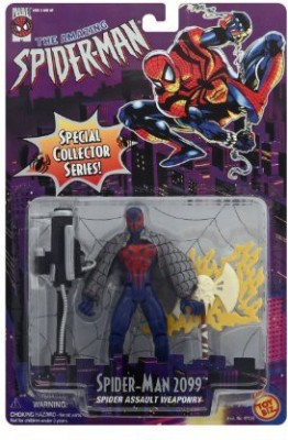 The Amazing Spider-Man Special Collector Series Spiderman 2099 With Spider