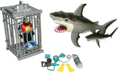 Unknown Shark Attack Playset Animal Planet