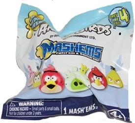 Angry Birds Birds Mash'ems Blind Bag Series 4 - 1 Blind Pack(Multicolor)