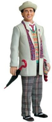 Character Options Seventh Doctor From ,Time And The Rani,