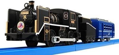 Takara Tomy S38 Type C56160 Sl Kitabiwako (Tomica Plarail Model Train)