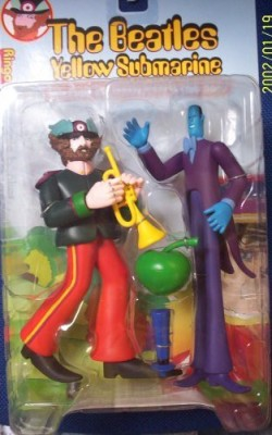 Sgt. Peppers Lonely Heart Club Band Beatles Yellow Submarine Ringo Starr With Apple Bonker