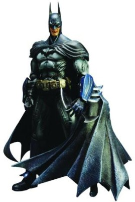 Square Enix Batman Arkham Asylum Play Arts Kai Batman