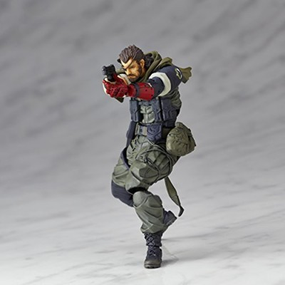 Kaiyodo Metal Gear Solid V The Phantom Pain Rm015 Venom Snake