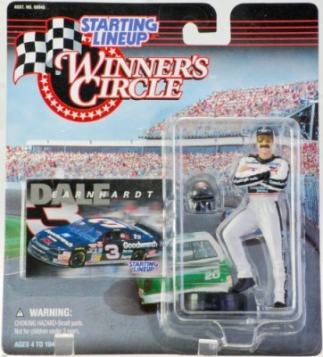 Starting Line Up Dale Earnhardt / Goodwrench 1998 Winner,S Circle Starting