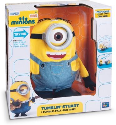 Thinkway Toys Minions Tumbling Stuart