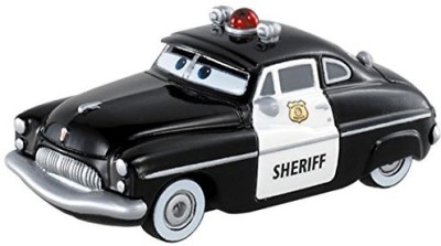 Takara Tomy Disney Pixar Cars Tomica Sheriff C09