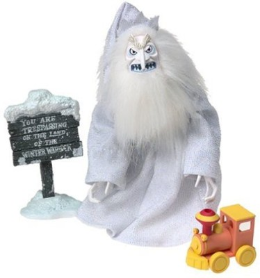 Memory Lane Santa Claus Is Comin, To Town Winter Warlock