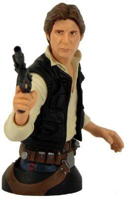 Gentle Giant Star Wars Bustups Series 6 Han Solo