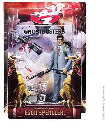 Mattel Sdcc 2015 Ghostbusters Courtroom Battle Egon Spengler