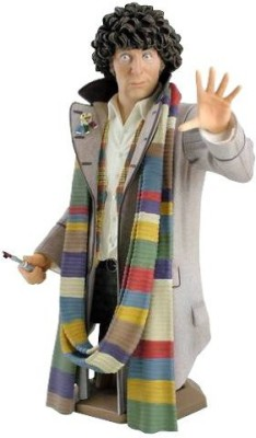 Titan Merchandise Doctor Who Tom Baker As The Fourth Doctor Minibust