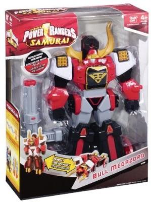 Power Rangers Super Samurai Bull Zord