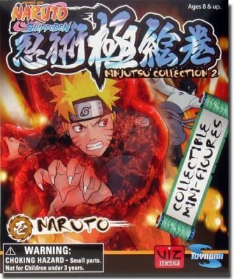 Naruto Shippuden Ninjutsu Collection Series 2 4 Inch