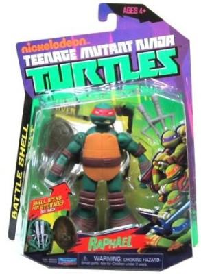 Teenage Mutant Ninja Turtles Battle Shell Raphael