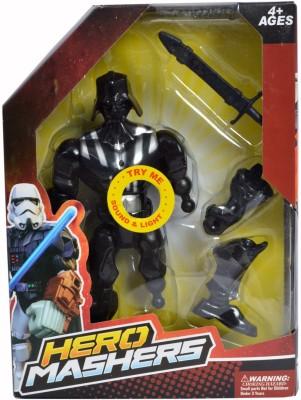 Tabu Super Hero Mashers With Gun