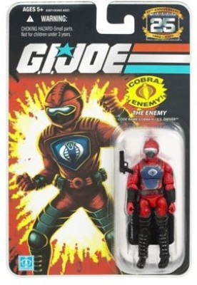 G I Joe 25Th Anniversary Cobra Hiss Driver